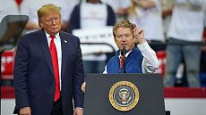 Click image for larger version.  Name:trumpdonald_paulrand_11052019getty.jpg Views:0 Size:37.7 KB ID:7475