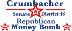 Money Bomb for Duane Crumbacher - OK Senate District 48 - R